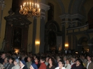 Zsúfolásig megtelt az Alsó-Krisztinavárosi templom