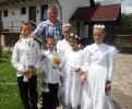Elsőáldozás Szovátán 2011
