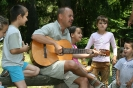 Szentmise tusnádi gyerekekkel és a vendégeinkkel a