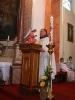 Felvidéki katolikus templomban
