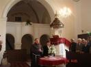 Egy felvidéki református templomban