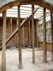 Gyergyószentmiklósi otthonunk építése