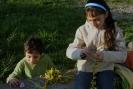 Gyimesbükk tavaszi napsütésben