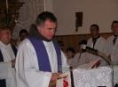 Házszentelés 2006. Kovásznán, december 3.-án