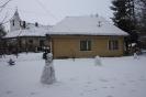 Hó alatt is virul a Szent Ferenc Alapítvány