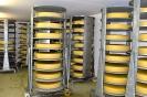 Itt születik a finom ementáli sajt