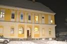 Kászoni ház este