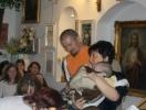 Keresztelõ az Iváni házunkban - 2008.ápr.20.