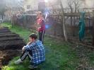 Kertészkedés Kovásznán