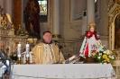 Kis Jézus a csíksomlyói Máriánál