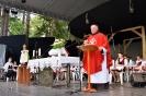 Kis Jézussal a Balaton partján