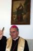 Boldog Apor Vilmosról elnevezett kápolna szentelés