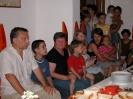 Orbán Viktor látogatása a Tusnádi gyermek védelmi