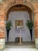 Szelesei kápolna szentelése