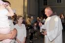 Szent Antal napi gyermek- és liliomáldás képekben