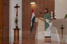 Szent Család Templomban Kazincbarcikán