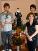 Szent Rita ünnepe 2009