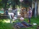 Tanévkezdés Kovásznán 2011