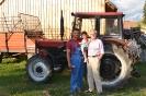 Új traktor Csíksomlyón
