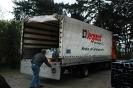 Újabb kamion indult Dévára