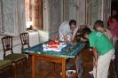 Vasvár-Nagymákfán táboroztunk