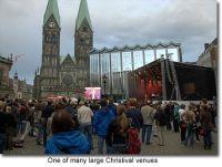Bővebben: Keresztényellenes demonstrálók a brémai ifjúsági találkozón
