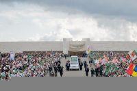 Bővebben: Benedek pápa Fatimába érkezett