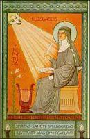 Bővebben: A pápa katekézise Bingeni Szent Hildegárdról