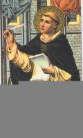 Bővebben: XVI. Benedek katekézise Aquinói Szent Tamásról