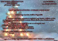 Bővebben: Hagyományos Sóvidék-i gyermekkarácsony 2013