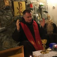 Read more: Holy mass and reflection from last night...
