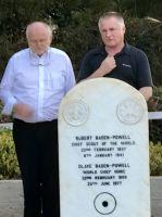Bővebben: Baden-Powell sírjánál