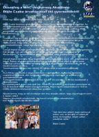 Bővebben: Összefog a MAC Jégkorong Akadémia Böjte Csaba árvaházában élő gyermekekért