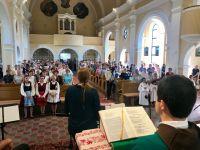Bővebben: Tanévnyitó szentmise a Páduai Szent Antal plébánián, Déván