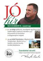 Bővebben: Debreceni látogatás