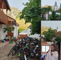 Bővebben: Elindult a 14. Ferences Biciklitúra Torockóról