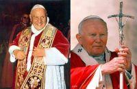 Bővebben: Áprilisban avatják szentté XXIII. János pápát és II. János Pál pápát